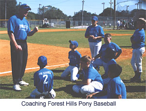 coach at forest hills